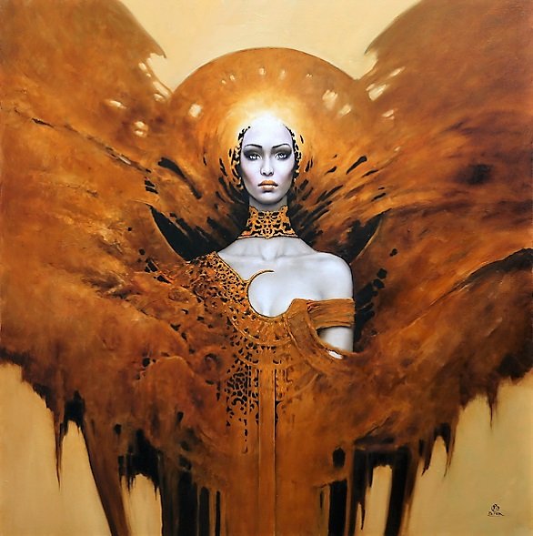 "Karol Bąk ""Metamorphosis – Priestess"""