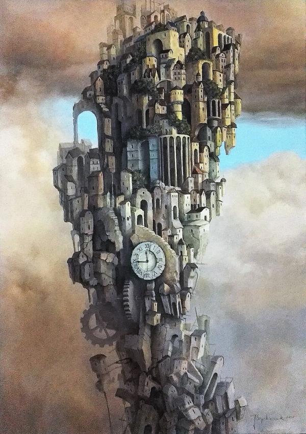 "Jacek Szynkarczuk  – ""Metamorfoza – Babel"""